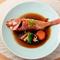 優しい味付けで素材の旨みを際立たせた『煮魚』