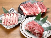 肉質の良さにこだわりあり 厳選仕入れした弁慶名物 石焼き肉