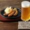 横浜が誇るクラフトビールなど、旨い樽生ビールの飲み放題も!