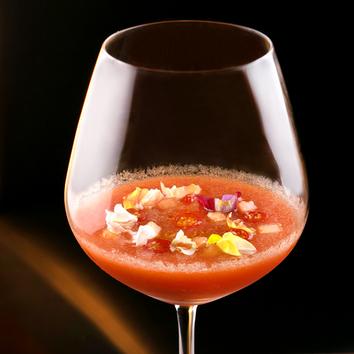 お酒ワインを愉しむコース Aperitifs et amuse bouche