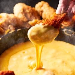 チーズタッカルビorUFOチキンが選べる!至福のひとときはたっぷり3時間飲み放題!女子会、誕生日、記念日◎