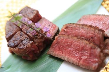 豪華な食材を厳選したスペシャリテコース『「皇」-SUMERAGI-』