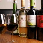 上質なカメ出し紹興酒と厳選ワインで、中華料理を味わう