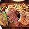 上質なお肉を使った料理はまさに絶品!