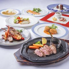 黒毛和牛フィレ肉やオマール海老、大正コロッケットなどが味わえる当店NO.1コース。