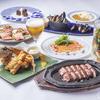 国産牛リブサーロインや真鯛のグリルなどワンランク豪華なコースに、40種類の飲み放題が付いたプラン