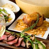 ディナーや週末の食事に、ファミリーで美味しい料理を楽しんで