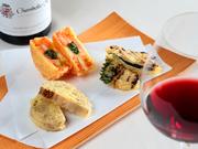 ワインと天ぷら MAEYASHIKI