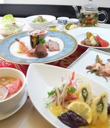 旬の海鮮をリーズナブルに中華のコースで↑↑ ランチタイムは前日までの予約にて500円引き!!