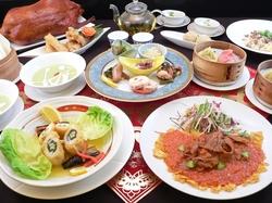 ご宴会やお食事会に!飲み放題付なら5000円ピッタリ♪春の旬を中華のコースでいかが?(*^-^*)