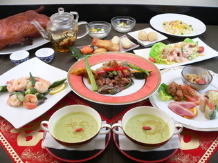 中華料理の美味しさを高めてくれる、厳選食材