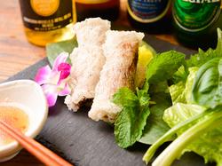 歓送迎会にもオススメ!ご予約承ります。 フレンチ系ベトナム料理屋のスペシャルプラン
