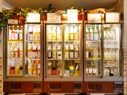 全国から美味しい梅酒・果実酒が用意された『梅酒・果実酒100種類が飲み放題』