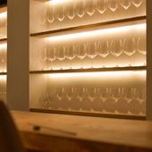 気軽なグラスワインから、ヴィンテージまで