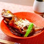 旬の地魚を堪能できる海鮮料理