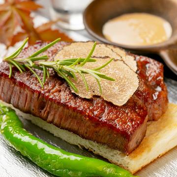 【松阪牛シャトーブリアン】備長炭火焼き黒毛和牛松阪牛ステーキ