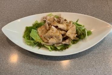 豚肉と野菜の旨みを堪能できる『林SPFポークと野菜の蒸鍋』