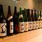 全国各地から貴重な名酒を豊富に取り揃え、楽しく飲み比べも