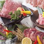 宴会、飲み会など各シーンでご利用可能な焼肉店!