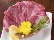 定番のハラミの良い部分を使用した特選ハラミ! 特別に選ばれたハラミだけが持つ肉の旨味に舌鼓♪