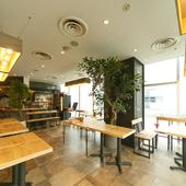 コンセプトは【KANDO】。ゲストの感度を刺激するレストラン