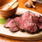 なかなかお目にかかれない、貴重な「カンガルーのフィレ肉」