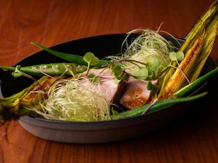地元奈良県産の極上な食材を使用