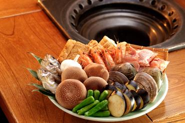 富山湾の朝獲れ魚をメインにした、贅沢な『旬の造里盛り合わせ』