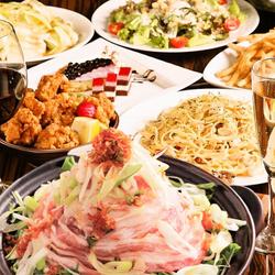 《ポテトフリットが金・土曜日MEGA盛り・日~木曜日は食べ放題キャンペーン中》