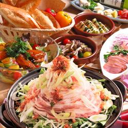 とってもお得な飲み放題プランが登場!お料理は当日お好きなものをご注文ください。