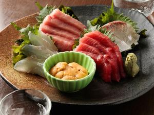 いいものをお安く! 旬の鮮魚が集う『お刺身の盛り合わせ』