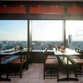 名古屋市街を一望、美しい夜景を楽しむリラックスした時間