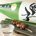 こだわりの串と相性抜群のお酒を楽しむ『やきとりマリアージュ』