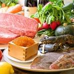 平日&週末・祝日とも大満足ランチを提供。日替わり、パスタランチなど多彩な料理があり、一番人気は『特製ハンバーグステーキランチプレート』。黒毛和牛×国産豚の合挽肉でつくる贅沢な皿が1000円以下です!