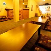 【歓送迎会×貸切に】2階にくつろげるお座敷26名まで御座います。