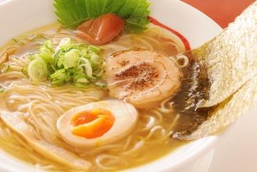 梅塩らぁ麺