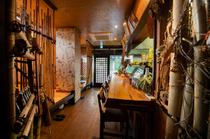 竹の香りに心が癒やされる、大人の隠れ家