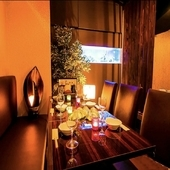 3H飲み放題付きコースが豊富!雰囲気自慢の個室でゆったり女子会!