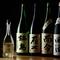 和食によく合う銘柄が種類豊富。初めての味に出合えるかも