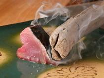 素材に合わせて調理法を選択。目の前で繰り広げられる匠の技