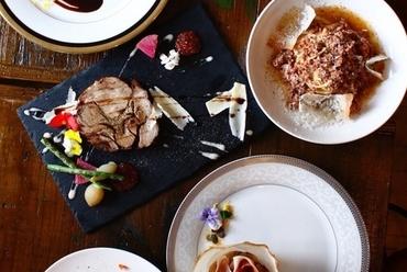 【全7品】T.A.G.特製!本日の旬の立川野菜を使ったシェフ気まぐれコース~カルトブランシュ~