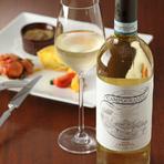 均整のとれた味わいが魅力のトスカーナのワイン
