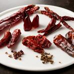 全身で味わってほしい、山椒と唐辛子へのこだわり