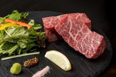 その日一番美味しい部位を堪能『特選佐賀牛ステーキ 本日のおすすめ部位』