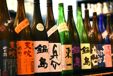 他県から来られる方も多い鳥栖市の土地柄を生かした地酒を