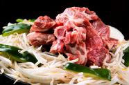 【ヴァイキング】のラム肉の魅力を満喫する『生ラム肉』