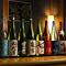 青森の旨い地酒が揃い、なかでも貴重&レア系の銘柄が得意
