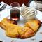 プリンのような食感が楽しめる『特製フレンチトースト』