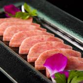 まさに肉の芸術! 旨さにとろける『和牛特選サーロインの炙り』