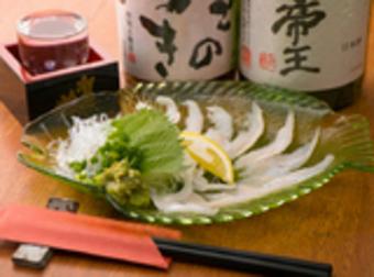 <8500円⇒8000円>秋~冬季名物『うにしゃぶしゃぶ』付。広島名物を堪能できるコースです。